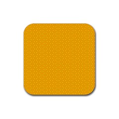 Texture Background Pattern Rubber Coaster (square)