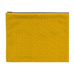 Texture Background Pattern Cosmetic Bag (xl)