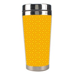 Texture Background Pattern Stainless Steel Travel Tumblers