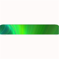Green Background Abstract Color Small Bar Mats