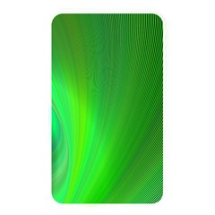 Green Background Abstract Color Memory Card Reader