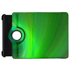 Green Background Abstract Color Kindle Fire Hd 7