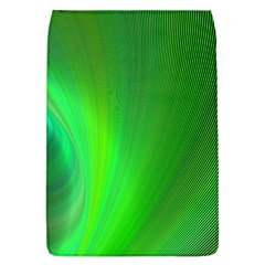 Green Background Abstract Color Flap Covers (l)