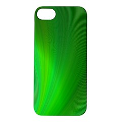 Green Background Abstract Color Apple Iphone 5s/ Se Hardshell Case