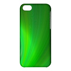Green Background Abstract Color Apple Iphone 5c Hardshell Case