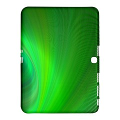 Green Background Abstract Color Samsung Galaxy Tab 4 (10 1 ) Hardshell Case