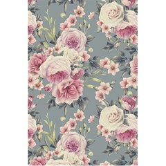 Pink Flower Seamless Design Floral 5 5  X 8 5  Notebooks