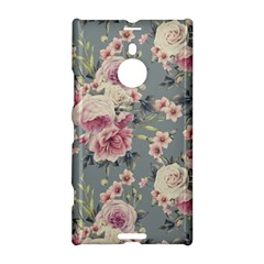 Pink Flower Seamless Design Floral Nokia Lumia 1520