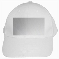 White Background Abstract Light White Cap