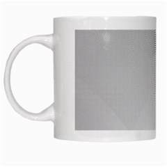 White Background Abstract Light White Mugs