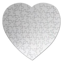 White Background Abstract Light Jigsaw Puzzle (heart)