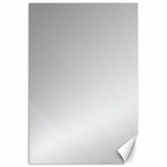 White Background Abstract Light Canvas 20  X 30