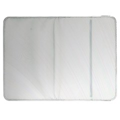 White Background Abstract Light Samsung Galaxy Tab 7  P1000 Flip Case