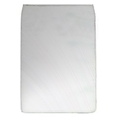 White Background Abstract Light Flap Covers (l)