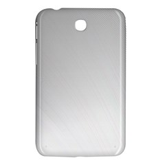 White Background Abstract Light Samsung Galaxy Tab 3 (7 ) P3200 Hardshell Case