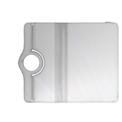 White Background Abstract Light Kindle Fire Hdx 8 9  Flip 360 Case