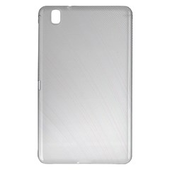 White Background Abstract Light Samsung Galaxy Tab Pro 8 4 Hardshell Case