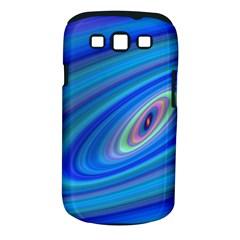 Oval Ellipse Fractal Galaxy Samsung Galaxy S Iii Classic Hardshell Case (pc+silicone)