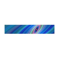 Oval Ellipse Fractal Galaxy Flano Scarf (mini)