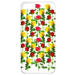 Rose Pattern Roses Background Image Apple Iphone 5 Classic Hardshell Case