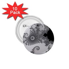 Apple Males Mandelbrot Abstract 1 75  Buttons (10 Pack)