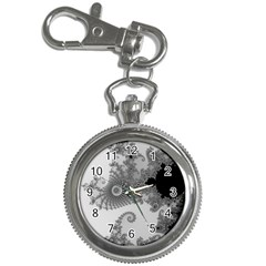 Apple Males Mandelbrot Abstract Key Chain Watches