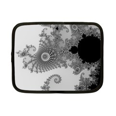 Apple Males Mandelbrot Abstract Netbook Case (small)