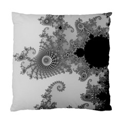 Apple Males Mandelbrot Abstract Standard Cushion Case (one Side)