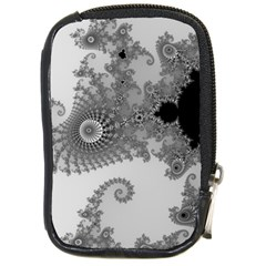 Apple Males Mandelbrot Abstract Compact Camera Cases