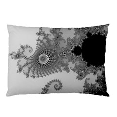 Apple Males Mandelbrot Abstract Pillow Case (two Sides)
