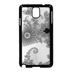 Apple Males Mandelbrot Abstract Samsung Galaxy Note 3 Neo Hardshell Case (black)