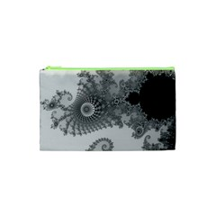 Apple Males Mandelbrot Abstract Cosmetic Bag (xs)