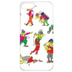 Golfers Athletes Apple Iphone 5 Classic Hardshell Case