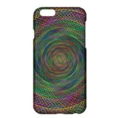 Spiral Spin Background Artwork Apple Iphone 6 Plus/6s Plus Hardshell Case