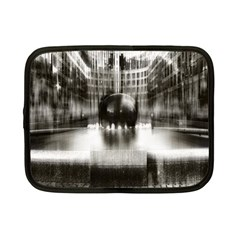 Black And White Hdr Spreebogen Netbook Case (small)