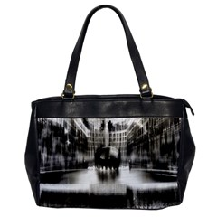 Black And White Hdr Spreebogen Office Handbags