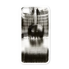 Black And White Hdr Spreebogen Apple Iphone 4 Case (white)