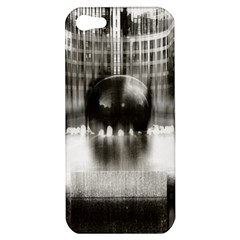 Black And White Hdr Spreebogen Apple Iphone 5 Hardshell Case