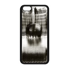 Black And White Hdr Spreebogen Apple Iphone 5c Seamless Case (black)
