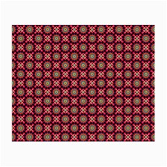 Kaleidoscope Seamless Pattern Small Glasses Cloth (2 Side)