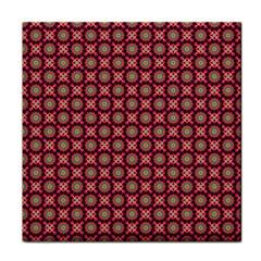 Kaleidoscope Seamless Pattern Face Towel