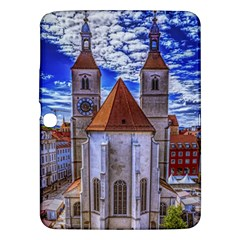 Steeple Church Building Sky Great Samsung Galaxy Tab 3 (10 1 ) P5200 Hardshell Case