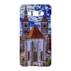Steeple Church Building Sky Great Samsung Galaxy A5 Hardshell Case