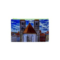 Steeple Church Building Sky Great Cosmetic Bag (xs)