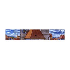Steeple Church Building Sky Great Flano Scarf (mini)