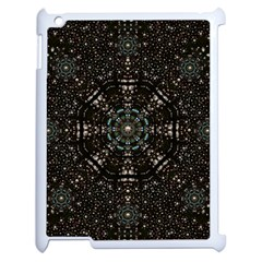 Pearl Stars On A Wonderful Sky Of Star Constellations Apple Ipad 2 Case (white)