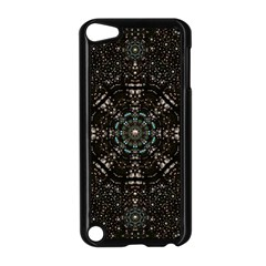 Pearl Stars On A Wonderful Sky Of Star Constellations Apple Ipod Touch 5 Case (black)