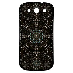 Pearl Stars On A Wonderful Sky Of Star Constellations Samsung Galaxy S3 S Iii Classic Hardshell Back Case
