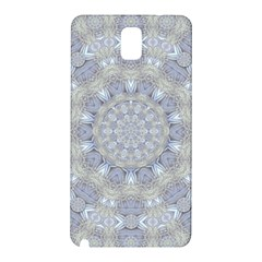 Flower Lace In Decorative Style Samsung Galaxy Note 3 N9005 Hardshell Back Case