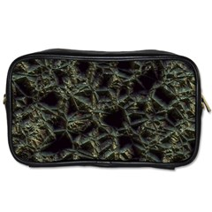 Jagged Stone 2d Toiletries Bags 2 Side